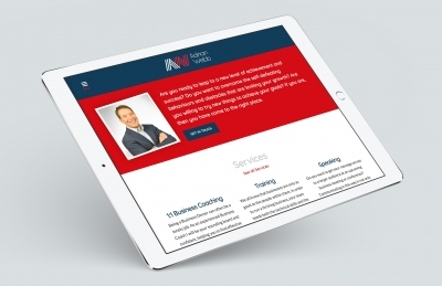 Adrian Webb (Southampton), Website Design
