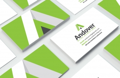 Andover Mutual Business Group (), Business Cards
