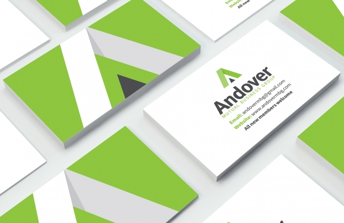 Andover Mutual Business Group - Business Cards