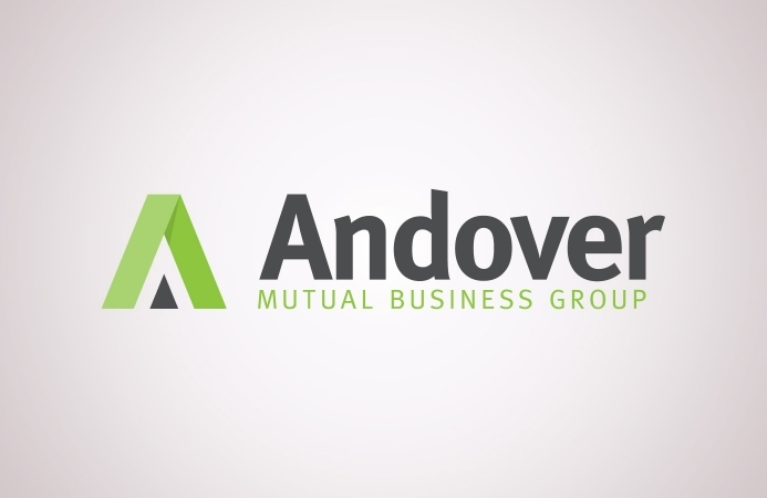 Andover Mutual Business Group - Logo Design (Positive Version)