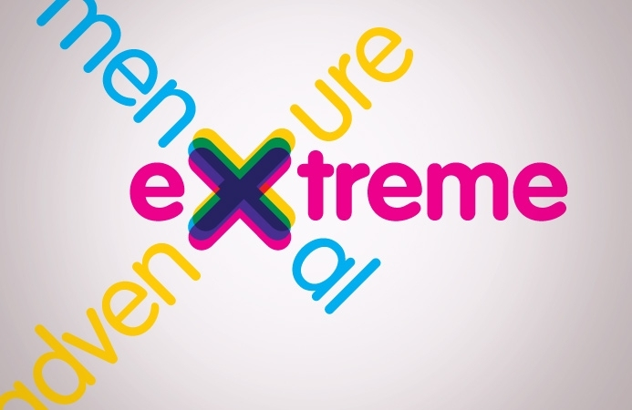 Extreme Mental Adventure - Logo Design (Zoomed Logo)