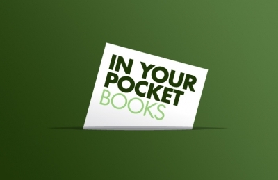 In Your Pocket Books (Andover), Logo Design