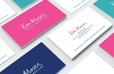 Kim Mason (Winchester), Business Cards