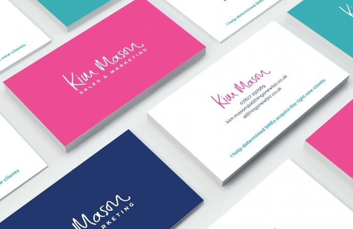 Kim Mason (Winchester) - Business Cards