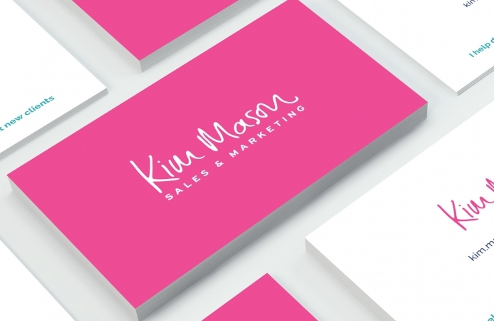 Kim Mason (Winchester) - Business Cards (Back)