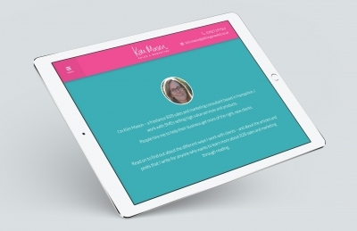 Kim Mason (Winchester), Website Design