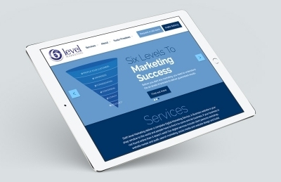 Sixth Level Marketing (Winchester), Website Design