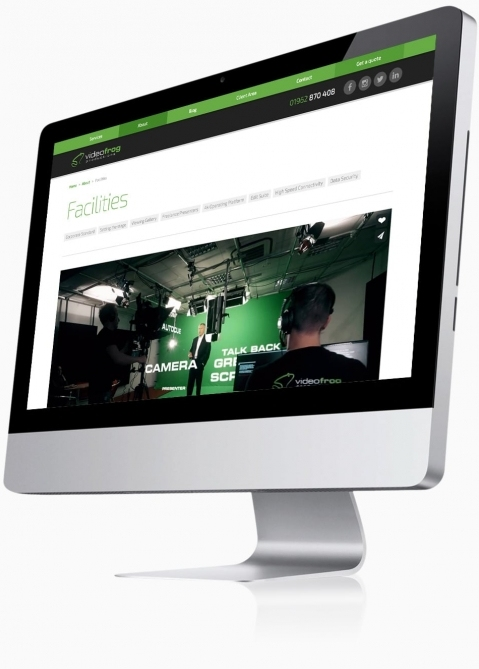 Videofrog Marketing (Winchester) - Website Design (Service Detail)