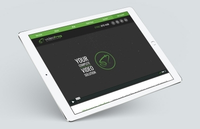 videofrog (Winchester), Website Design