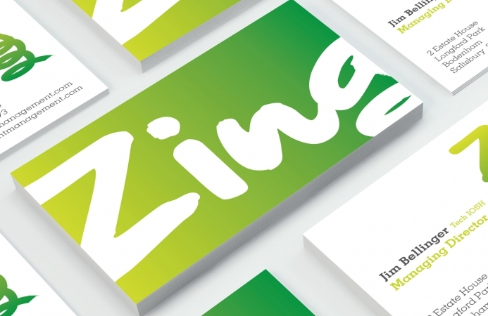 Zing Event Management (Salisbury) - Business Cards (Back)