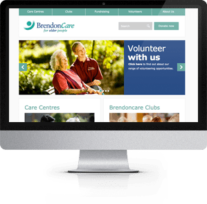See the Responsive Website designed for Brendoncare, Winchester, Hampshire