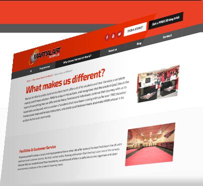 Martial Art World (Andover) Website - Reasons to choose Martial Art World
