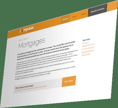 Compass Personal Finance Website