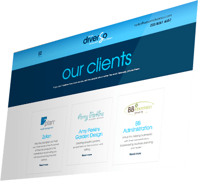 Diverso Website