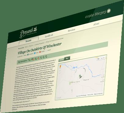 Penyards Website